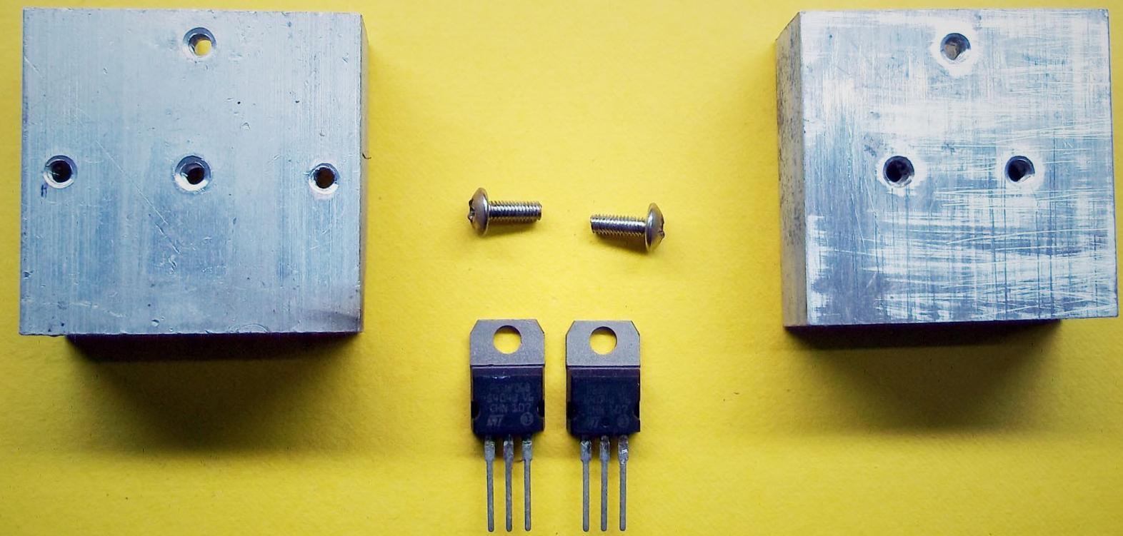 Использование драйвера ключей нижнего и верхнего уровней IR2110 — объяснение и примеры схем