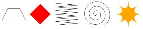 Выразительный JavaScript: Рисование на холсте