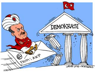 В Турции заблокировали WikiLeaks