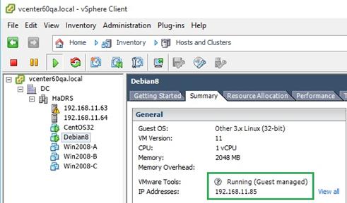 Установка VMware Tools на виртуальную машину Linux / Блог