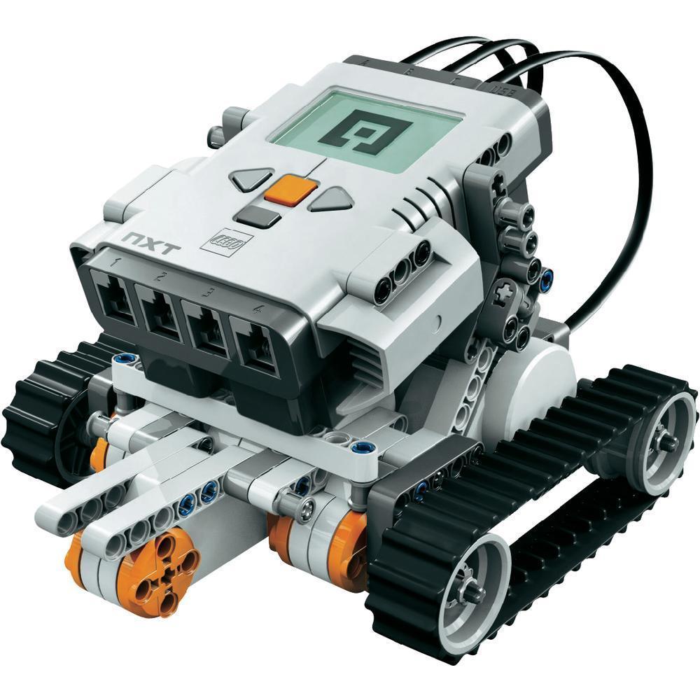 Программирование микрокомпьютера LEGO NXT Mindstorms 2.0. Введение