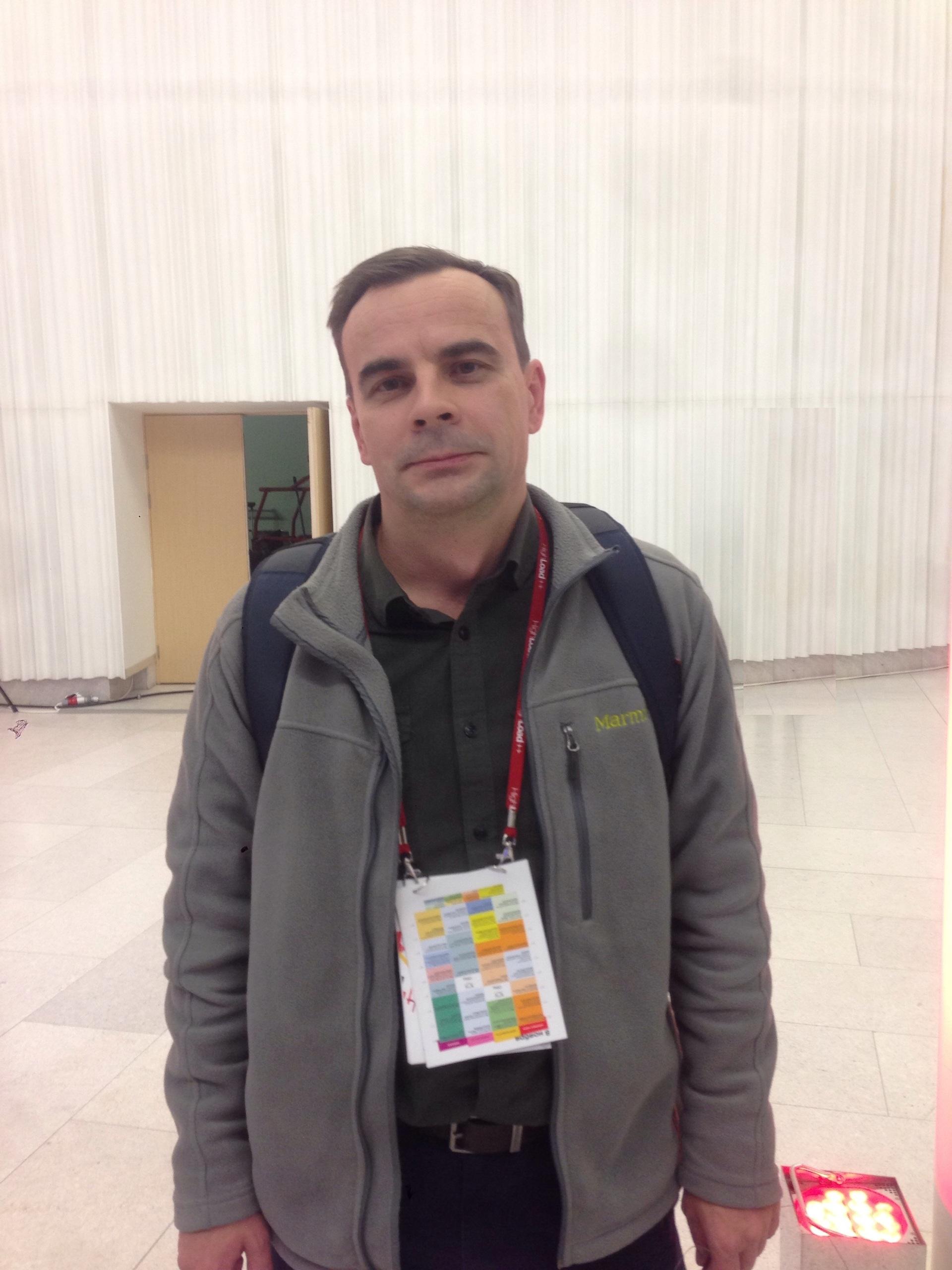 Как работают ИТ-специалисты. Игорь Сысоев — основатель и СТО в Nginx