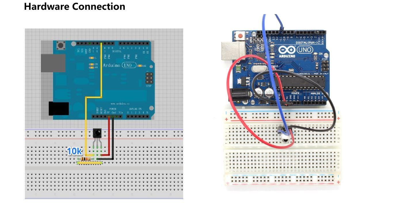 Віддалене управління VLC Player\'ом за допомогою Arduino і Python ...