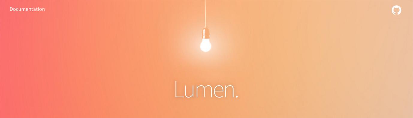 Lumen — новый PHP-микрофреймворк от разработчика Laravel