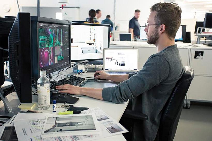 Рендеринг 3D-иллюстраций для IKEA
