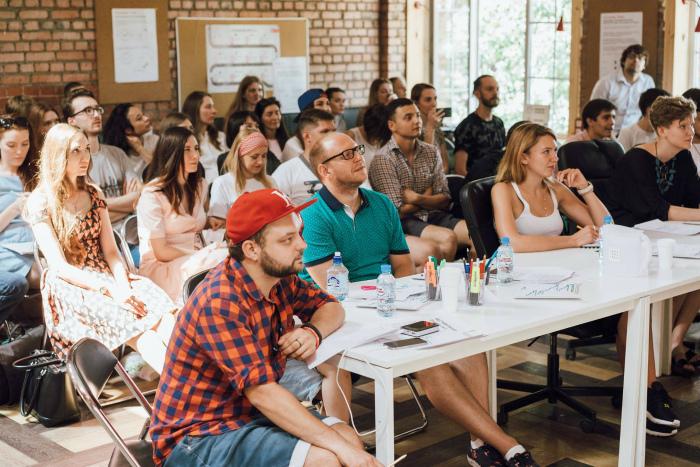 Кому ИКРА? Школа креативного мышления для мира digital