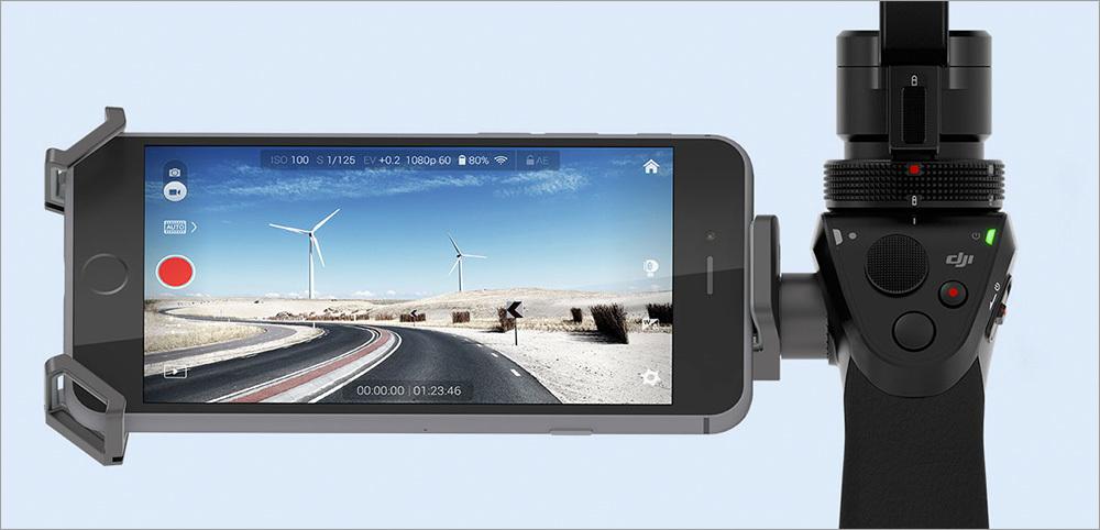как сделать стабилизатор для экшен камеры