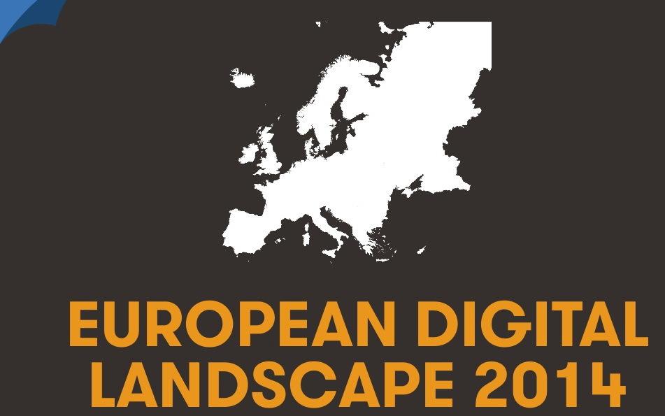 Компания Global Web Index представила статистический отчет о интернет предпочтениях жителей Европы в 2014 году