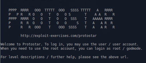 Exploit Exercises: Введение в эксплуатацию бинарных уязвимостей на примере Protostar