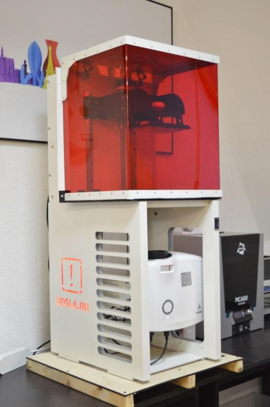 из своими проектора руками 3d принтер