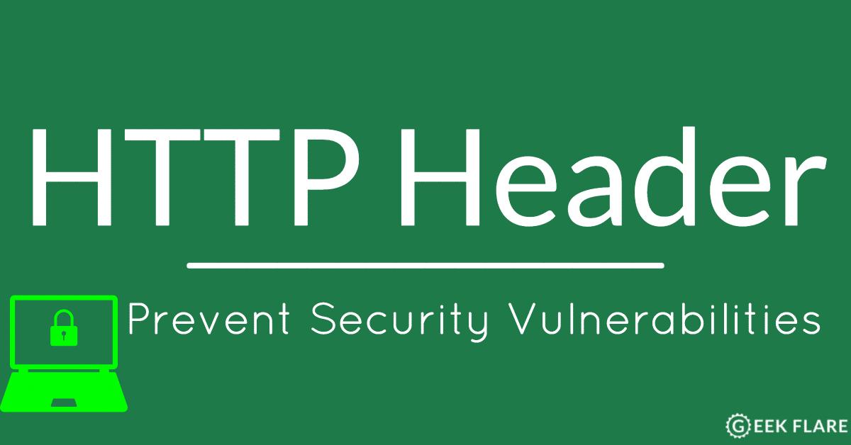 [Перевод - recovery mode ] Как использовать HTTP заголовки для предупреждения уязвимостей