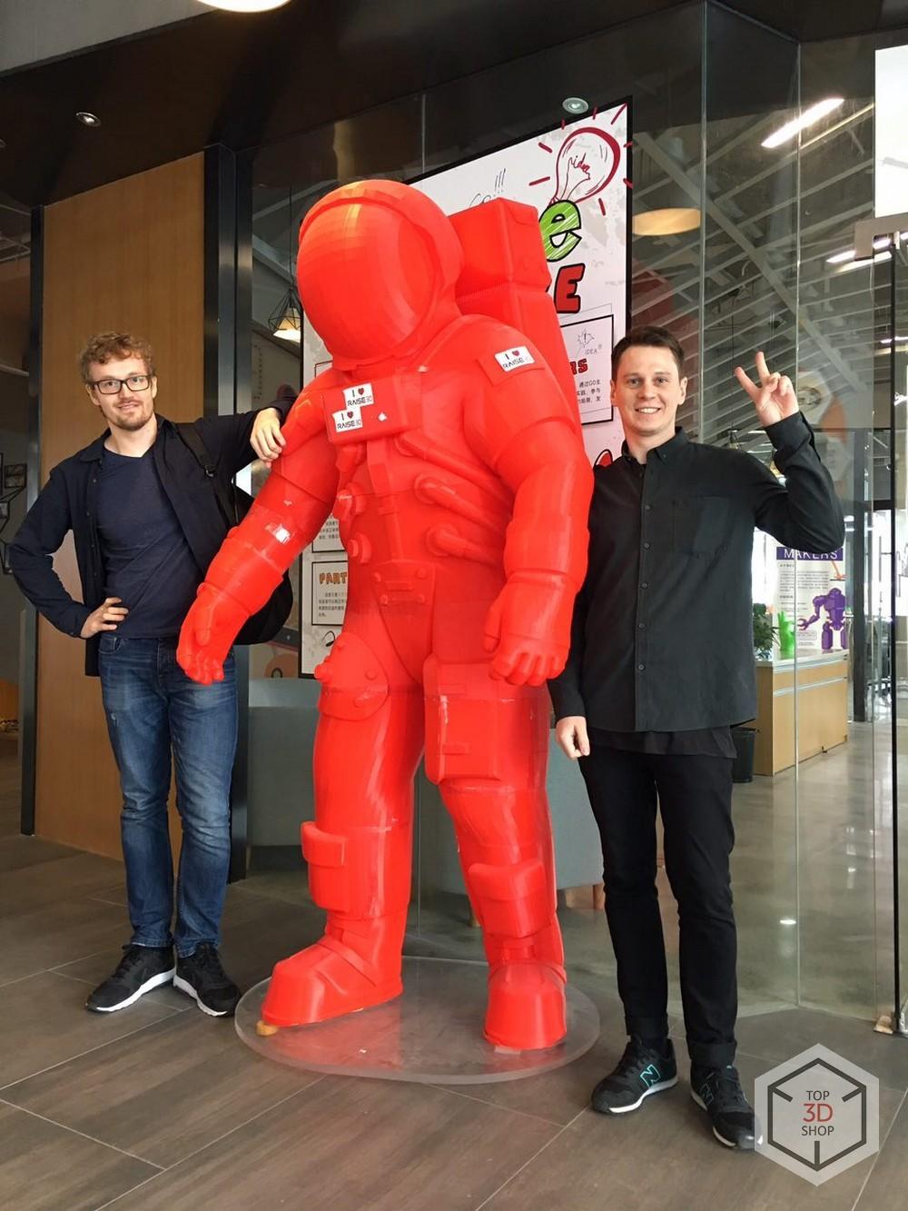 Китай в 3D — здесь делают 3D-принтеры / Блог компании Top ...