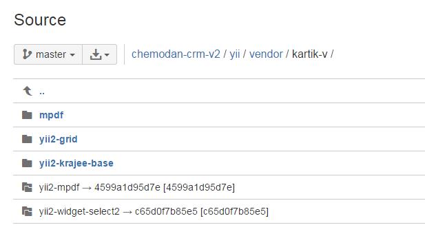 Работа с GIT через bitbucket  Не все загружается, как исправить