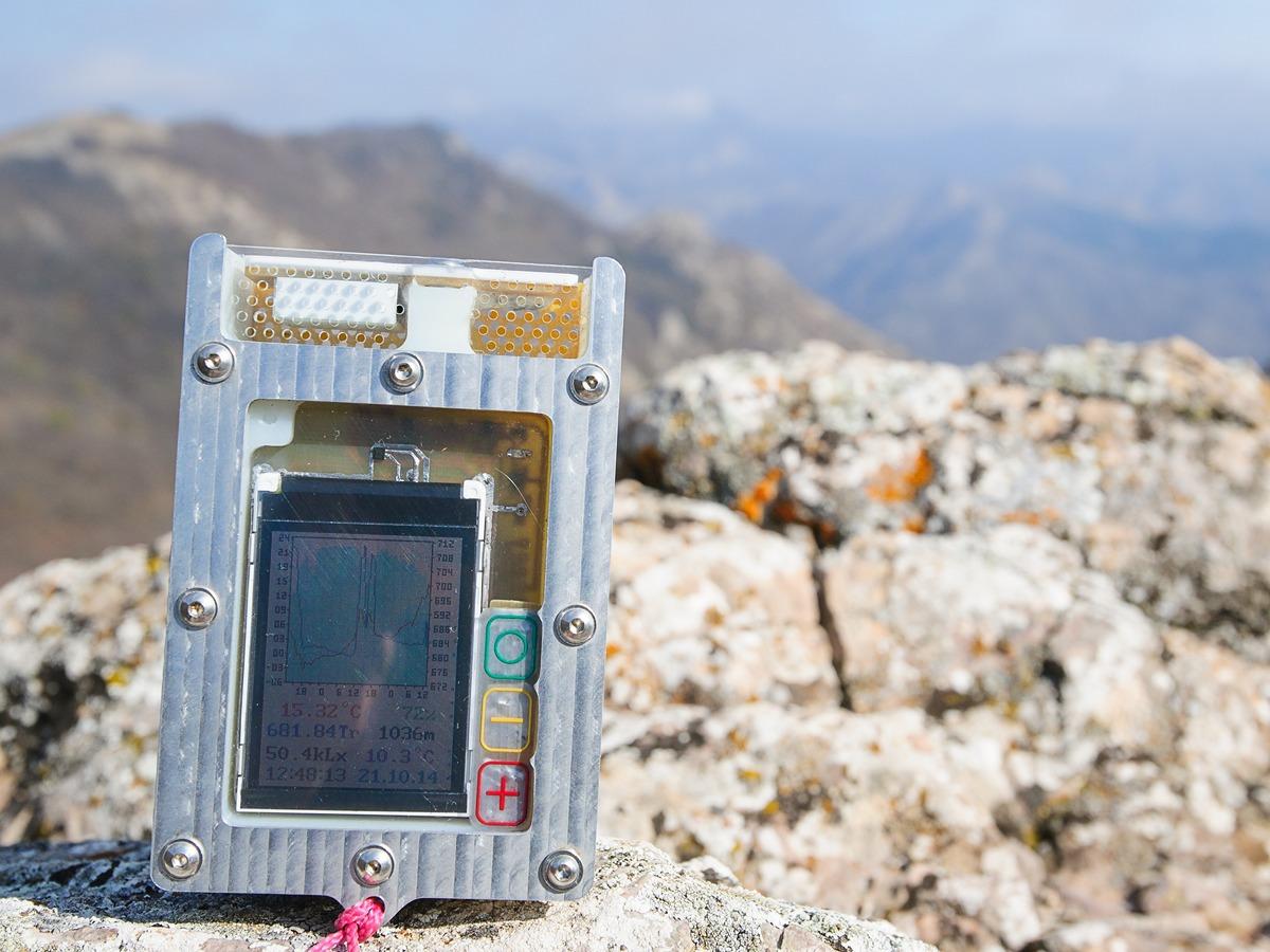 On Mount Hrikol