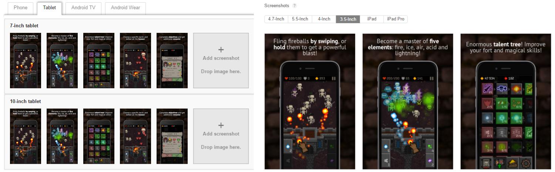 Приложение с app store