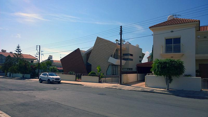 Красивый дом для туристов в Лимассоле