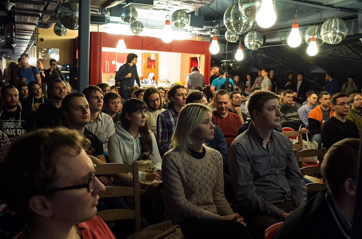 Moscow Python Meetup №31
