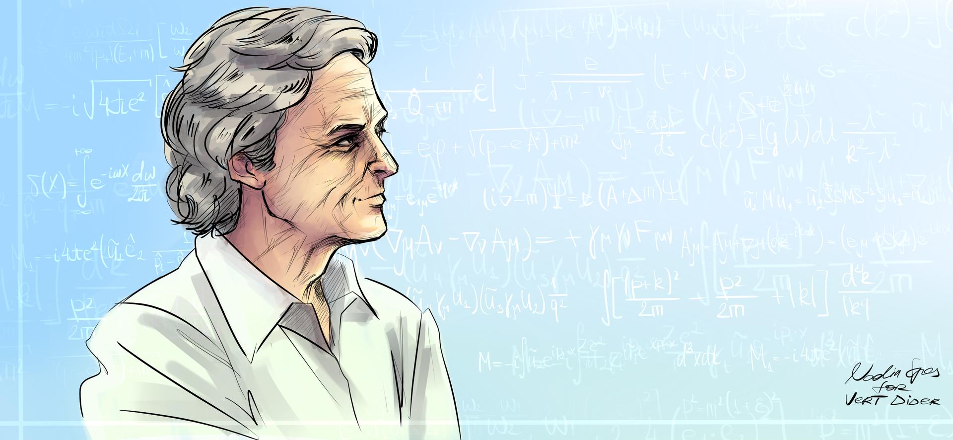 Серии Фейнмана [Озвучка Vert Dider]