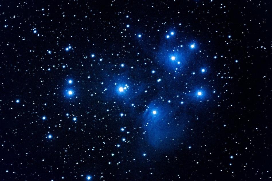 Звездное скопление фото