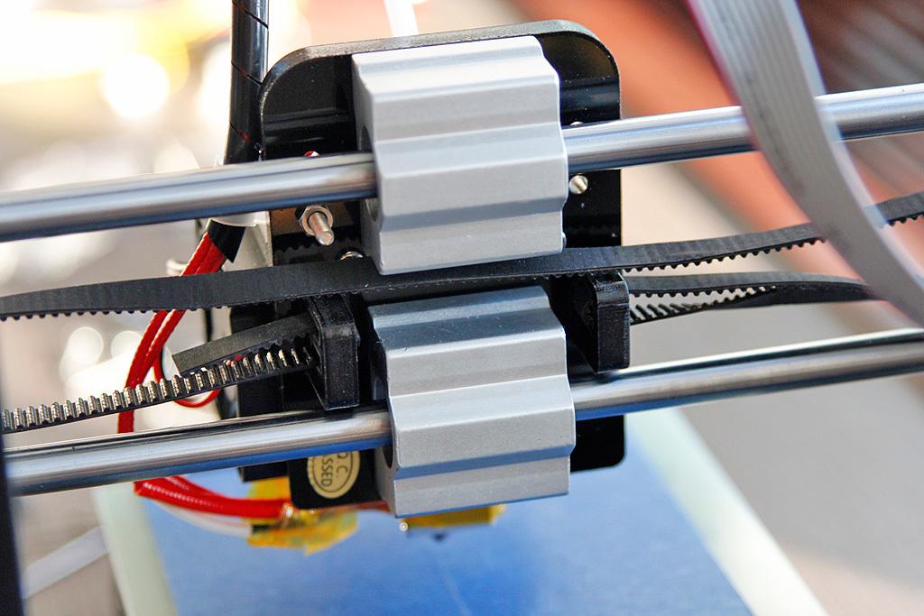 Когда размер не важен, потомок ToyRep – 3D принтер из Китая