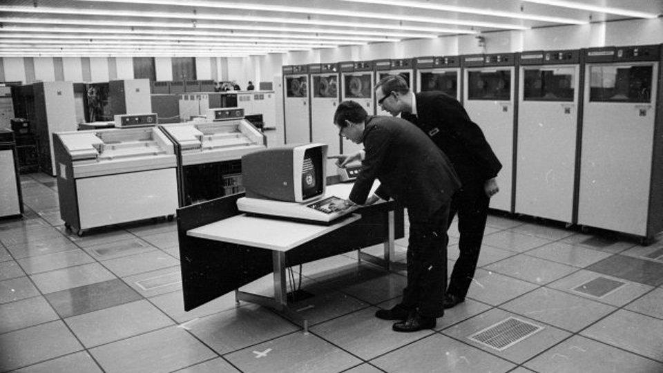 30 years of work as the system administrator