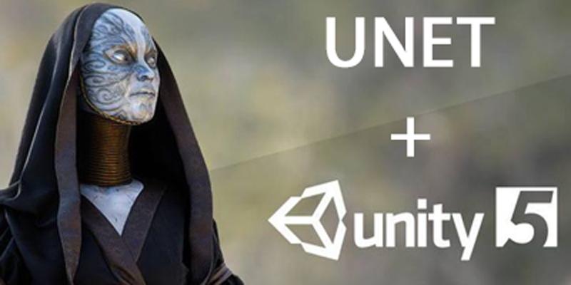 Локальный мультиплеер в Unity с помощью Unet
