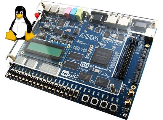 Запускаем Linux на FPGA: Hello, World