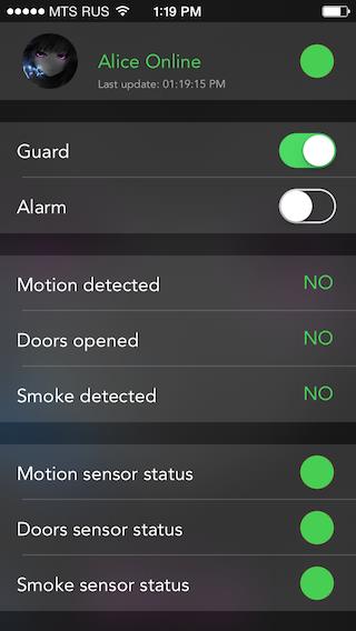 [recovery mode] Как мы делали небольшую охранную систему на RPi. Часть 2