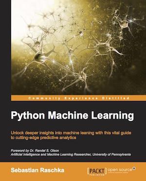 Как я писал книгу 'Python Machine Learning'