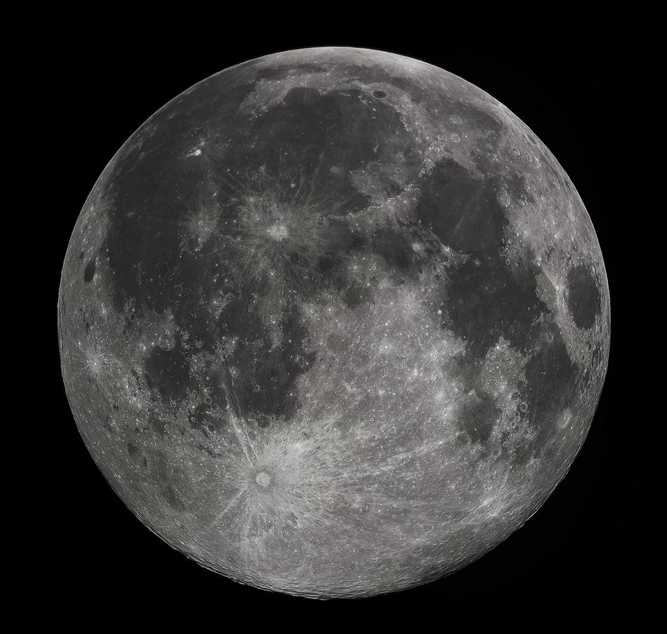 Первая космическая для луны