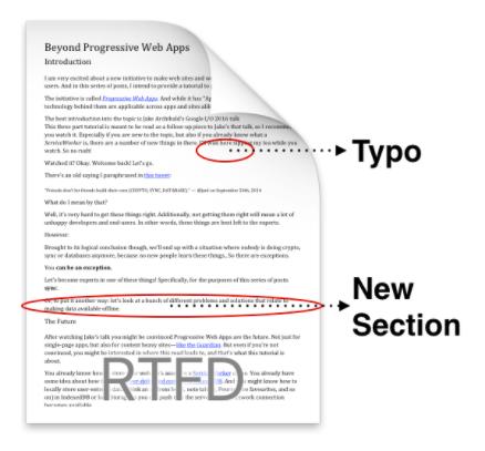 Секреты Progressive Web Apps: часть 2