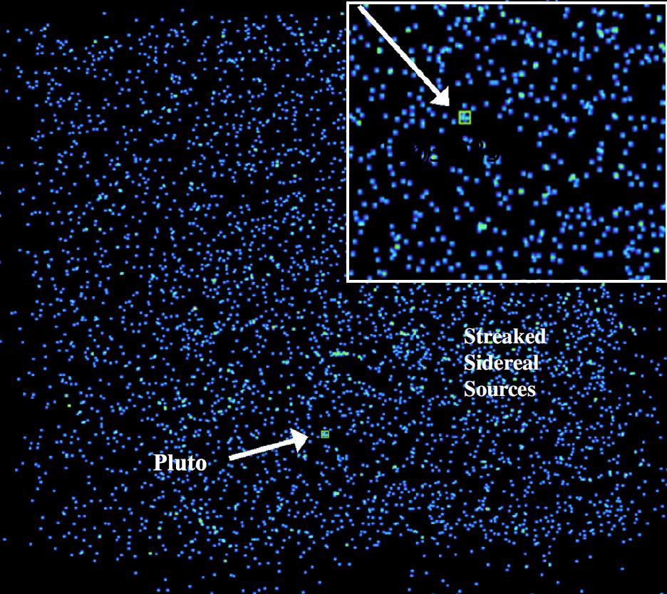 Плутон почему-то светится в рентгеновском диапазоне