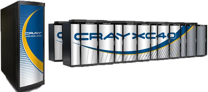 Cray Inc запускает новое поколение суперкомпьютеров Cray XС40