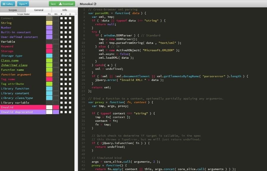 Создание своей темы для Visual Studio Code