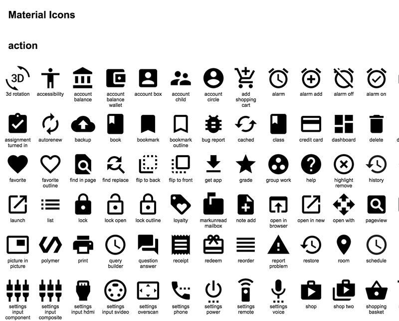 иконки огромные: