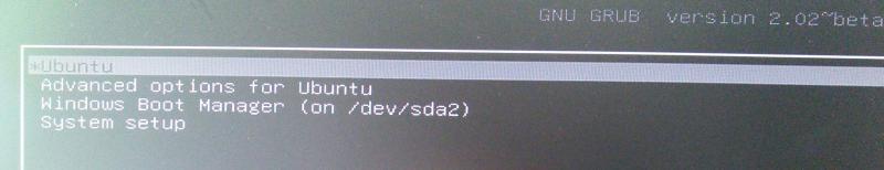 Разбираемся с UEFI и GPT: установка Windows и Kubuntu на один диск