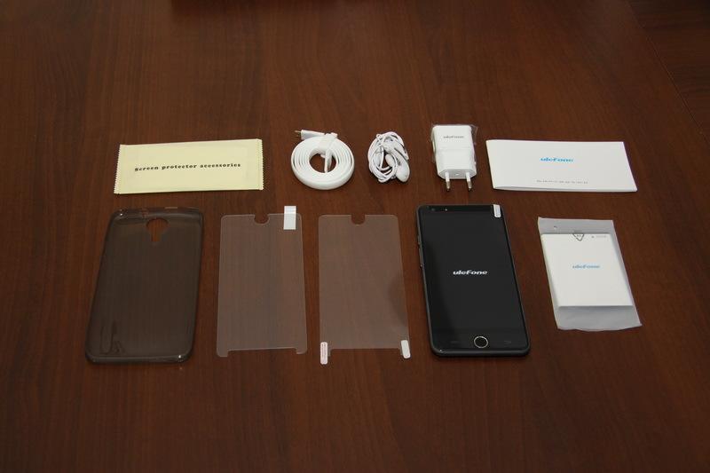 GearBest: Ulefone Be Touch 2 — большой обзор китайского флагмана