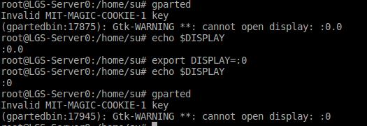 VNC сервер: cannot open display, как быть? — Toster ru
