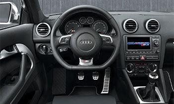 Интерфейс автомобиля