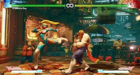 Драйвер компьютерной игры Street Fighter V отключает встроенный механизм за ...