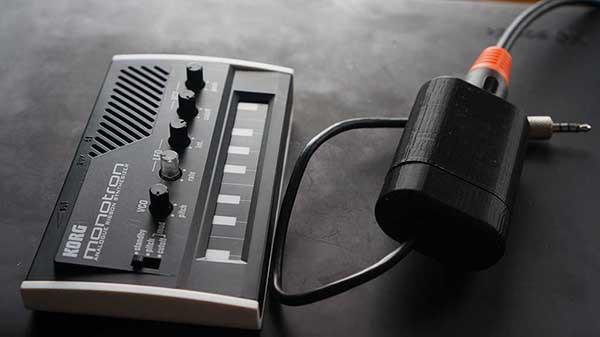 Мидирование синтезатора на примере Korg Monotron