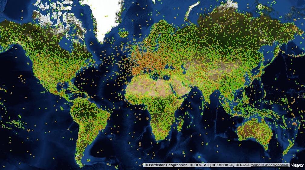 Яндекс Карты Википедия - фото 7