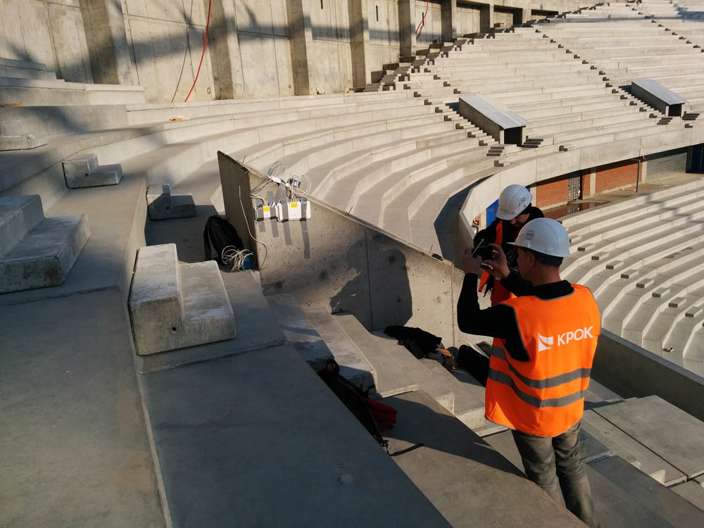 As we did HD Wi-Fi at stadium on 33 thousand people in the Krasnodar region in what features of a dense covering, and why Wi-Fi to the fan specifically consist