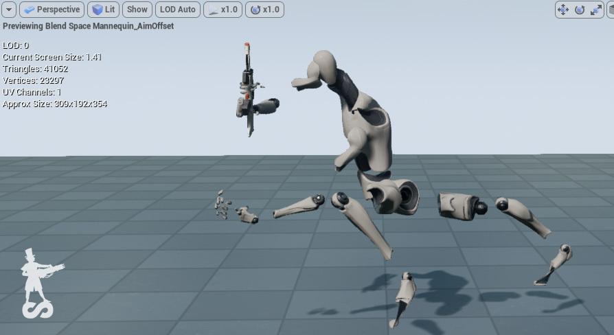 Асинхронная (и не очень) загрузка данных в Unreal Engine 4