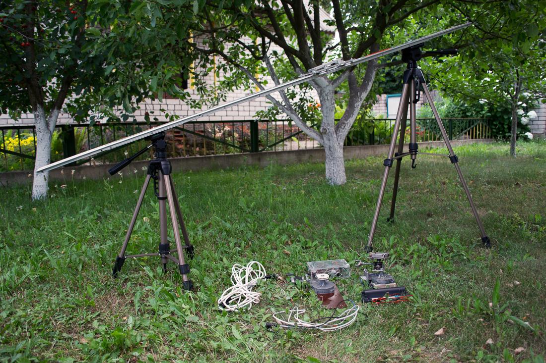 принципиальная схема для dslr камер