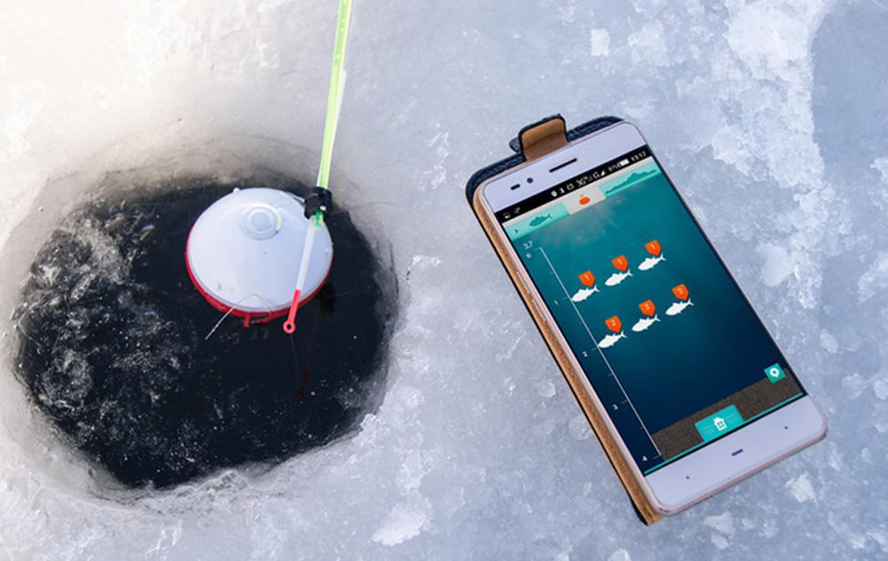 Как использовать эхолот на зимней рыбалке