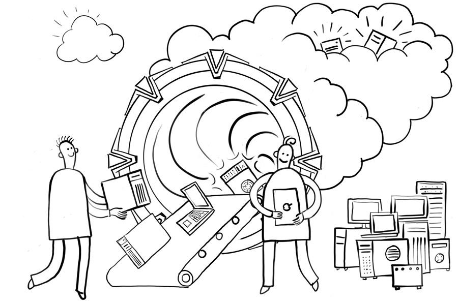 Миграция инфраструктуры в «облако» по шагам: какие возникают сложности и гд ...