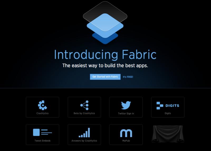 Пример использования Fabric (Twitter Kit) в Android Studio