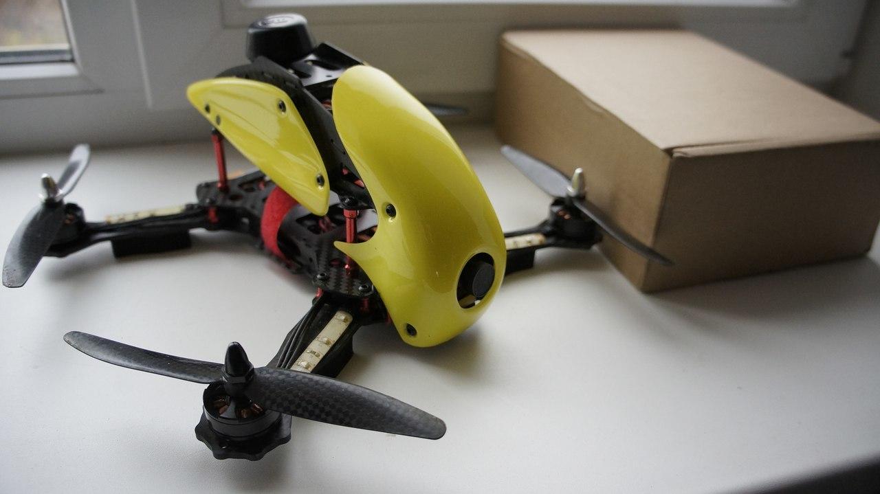Robocat квадрокоптер дропшиппинг dji в сверпухов