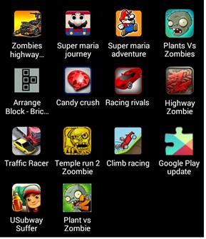 На андроид супер приложения